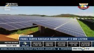 The Kapaia, Panel Surya Raksasa Buatan Tesla