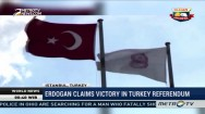 Erdogan Claims Victory in Turkey Referendum