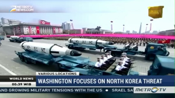 Washington Focuses on North Korea Threat