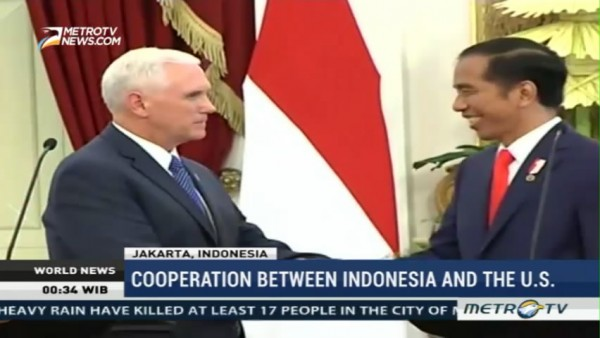 Cooperation Between Indonesia and the US