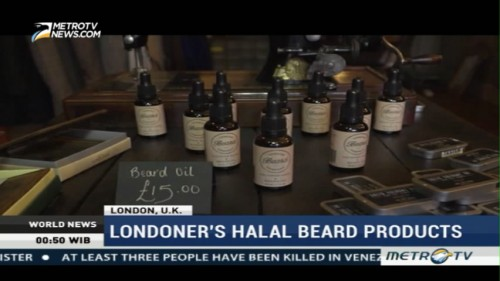 Londoner's Halal Beard Products