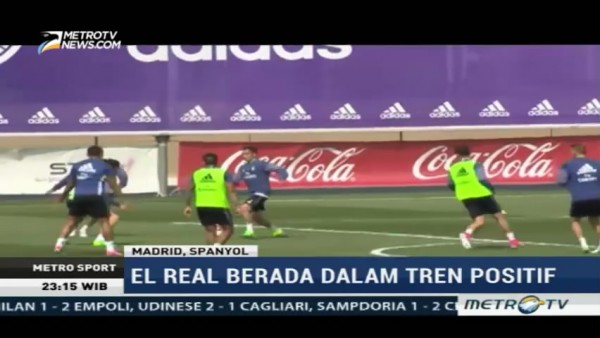 Jelang Duel Real Madrid vs Barcelona