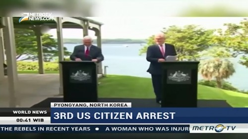 Third US Citizen Arrest