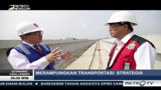 Merampungkan Transportasi Strategis (2)