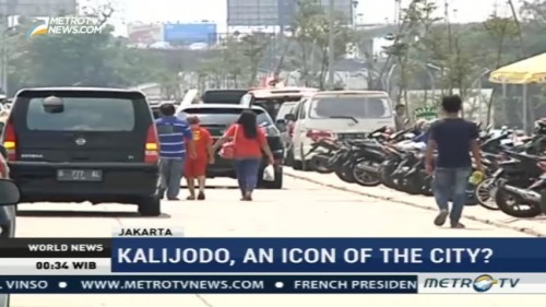 Kalijodo, An Icon of the City?