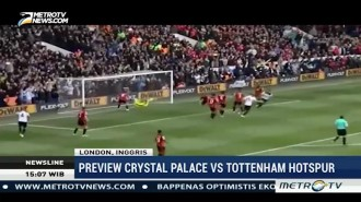 Preview Tottenham Hotspur vs Crystal Palace