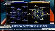 Preview Everton vs Chelsea: Laga 'Final' di Goodison Park