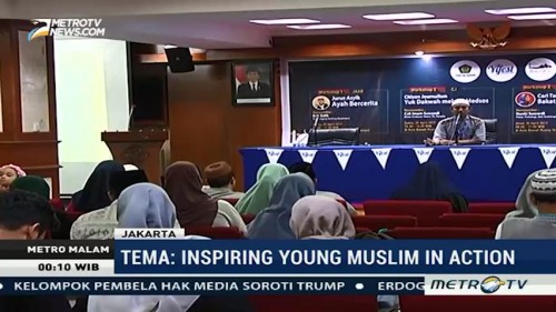 Metro TV Gelar Workshop Citizen Journalism di Youth Islamic Festival