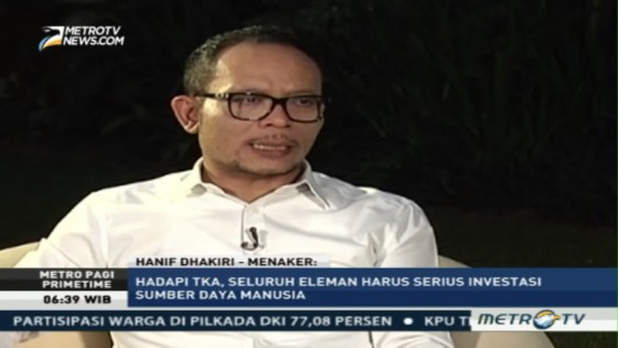 Strategi Buruh Hadapi Kompetisi Global