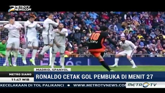 Highlights La Liga Spanyol