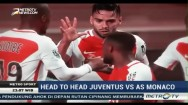 Head to Head Juventus vs AS Monaco