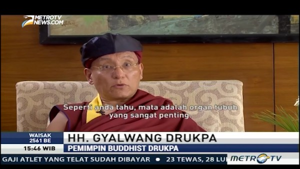 Special Interview with Gyalwang Drukpa (2)