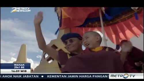 Special Interview with Gyalwang Drukpa (4)