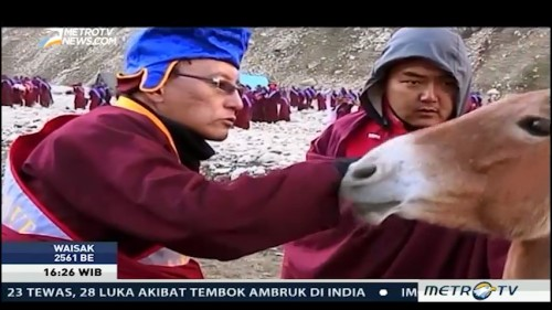 Special Interview with Gyalwang Drukpa (5)