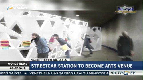 Abandoned Streetcar Station to Become Arts Venue