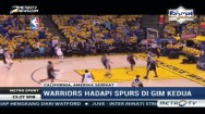 Stephen Curry Bawa Warriors Bungkam Spurs
