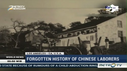 Forgotten History of Chinese Laborers