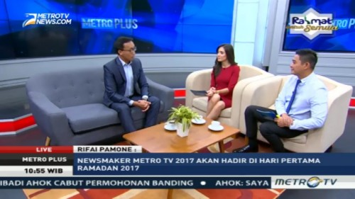 Program Newsmaker Ramadan (2)
