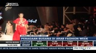 Tiga Desainer Indonesia Pamer Karya di Arab Fashion Week