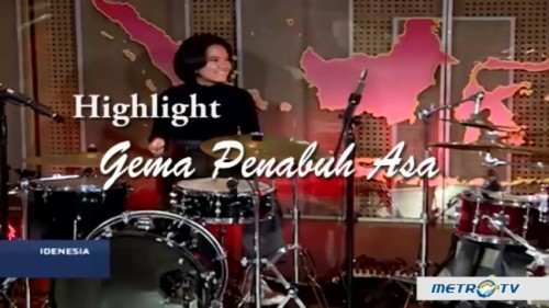 Highlight Idenesia: Gema Penabuh Asa