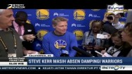 Steve Kerr Absen Dampingi Warriors di Laga Pertama Final NBA