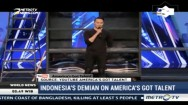 Indonesia's Demian on America's Got Talent