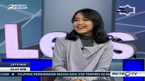 Kata Kania Adhisty Soal Single Religinya