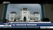 A Visit to the Great Mosque of Medan
