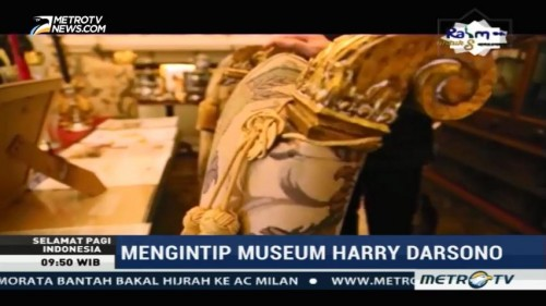 Mengintip Museum Fashion Harry Darsono