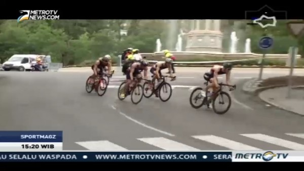 Triathlon Madrid