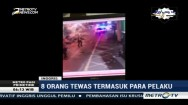Detik-detik Penyerangan di London Bridge Terekam CCTV