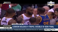 Lebron James Menyamai Rekor Magic Johson