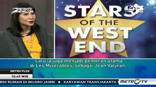 Konser Musikal 'Stars of The West End', London (2)