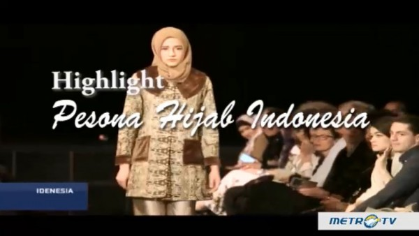 Highlight Idenesia: Pesona Hijab Indonesia