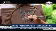 Tren Fashion <i>Textile Painting</i>