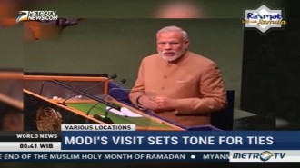 Modi's White House Visit Sets Tone for Ties