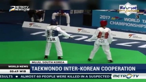 Taekwondo Open Door for Inter-Korean Cooperation