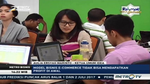E-Commerce Bukan Ancaman Industri Retail (2)