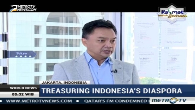 Treasuring Indonesia's Diaspora