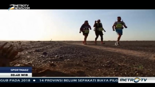 Ultramarathon Gobi March