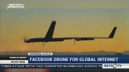 Facebook Drone for Global Internet