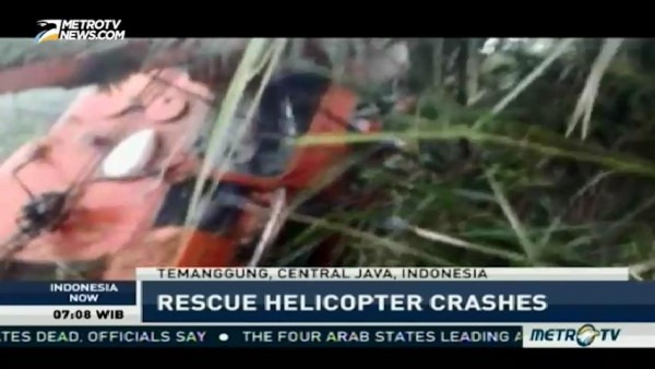 Rescue Helikopter Crash Kills 8