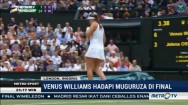 Venus Williams akan Hadapi Muguruza di Final Wimbledon 2017