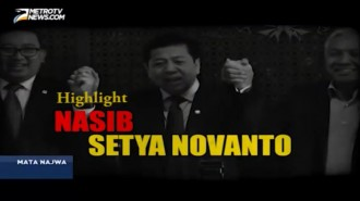 Highlight Mata Najwa: Nasib Setya Novanto