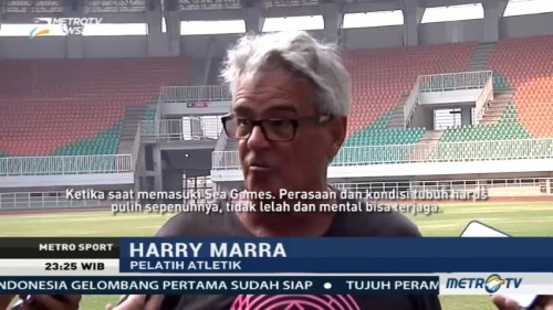 Pelatih AS Puji Perkembangan Tim Atletik Indonesia