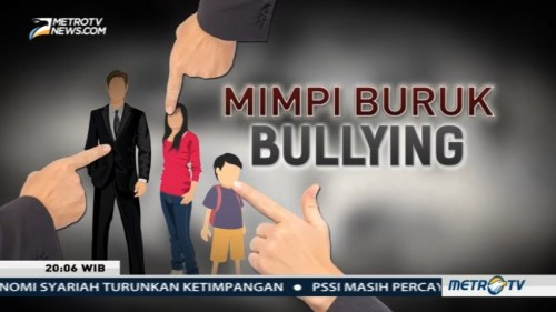 Mimpi Buruk Bullying