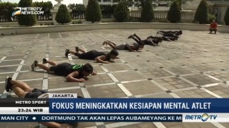 Jelang Sea Games, Pelatnas Karate Fokus Latih Mental Atlet