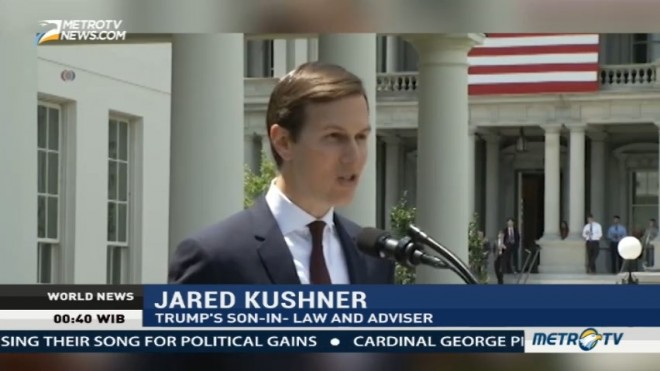 Jared Kushner Denies Colluding with Russia