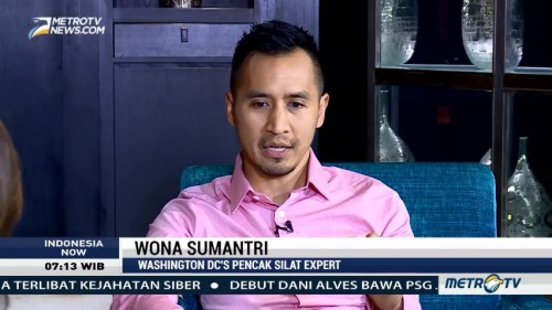 Interview with Pencak Silat Expert