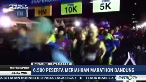 Pocari Sweat Bandung West Java Marathon